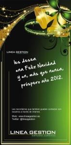 Felicitación LINEA GESTION